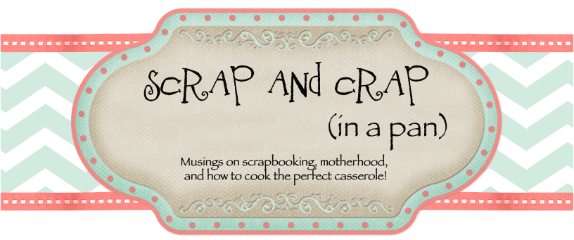 Scrap and Crap (in a pan)