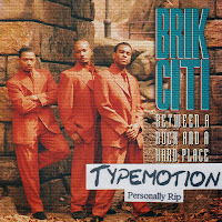 Brik Citi - Between A Rock And A Hard Place (1994)