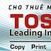 Cho thuê máy Photocopy tại Lê Chân Hải Phòng