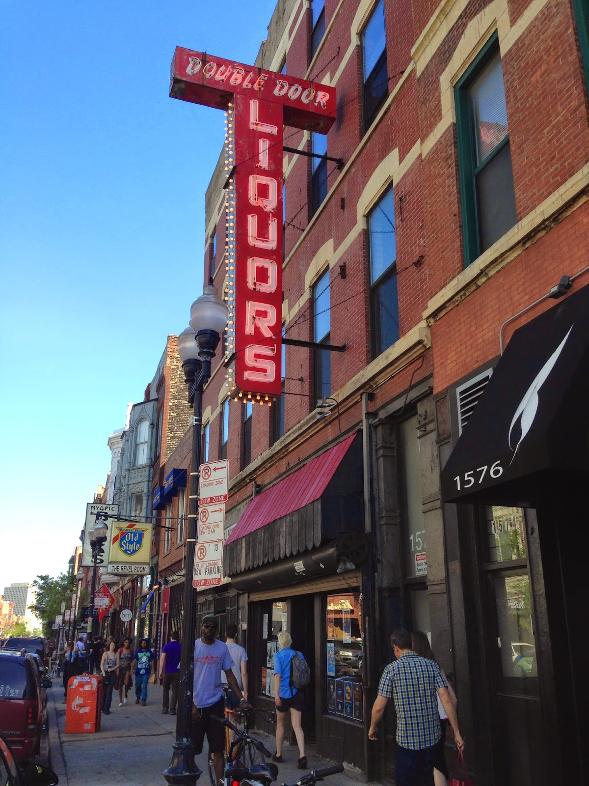Double Door en Chicago