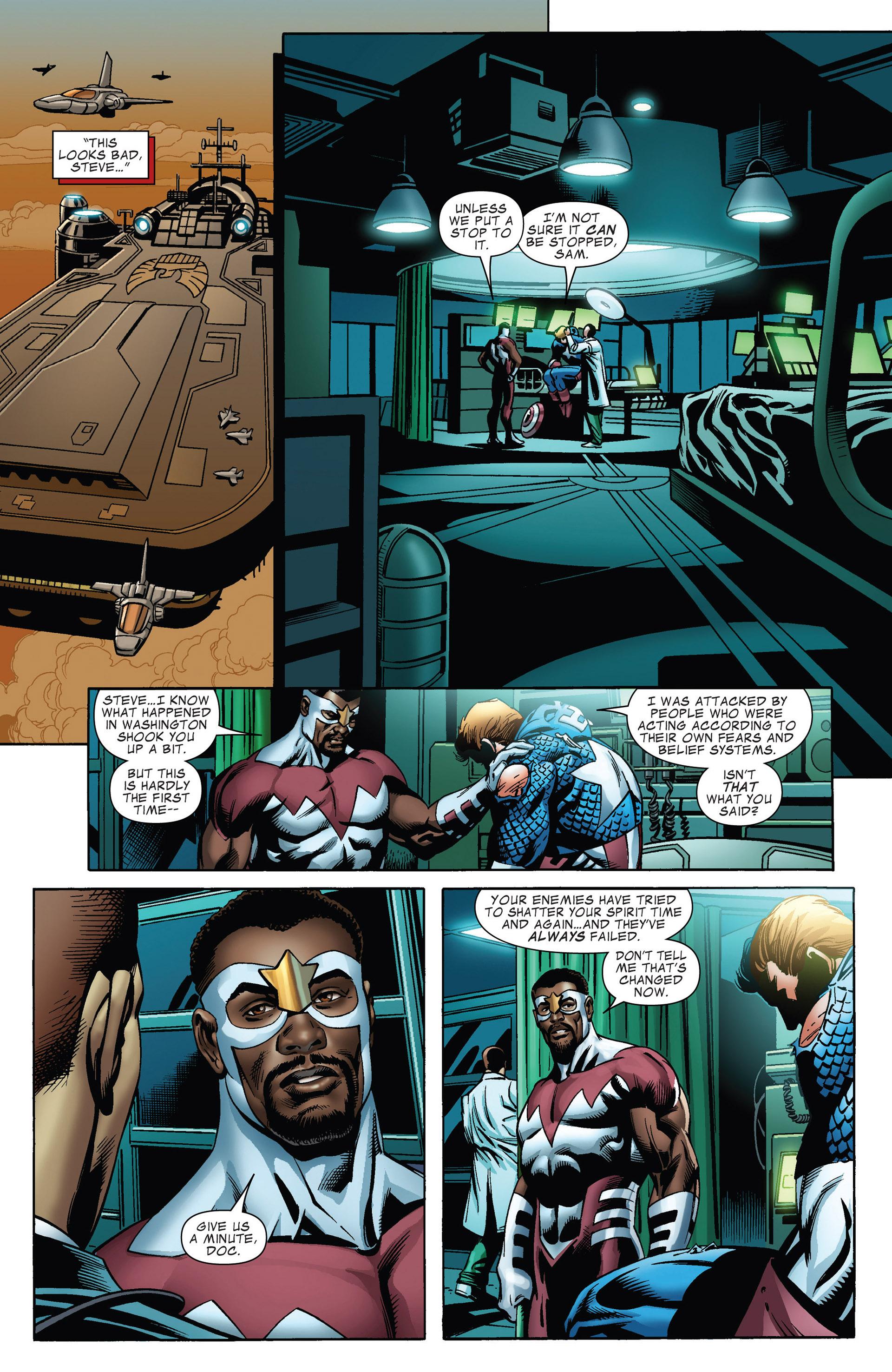 Captain America (2011) Issue #17 #17 - English 7