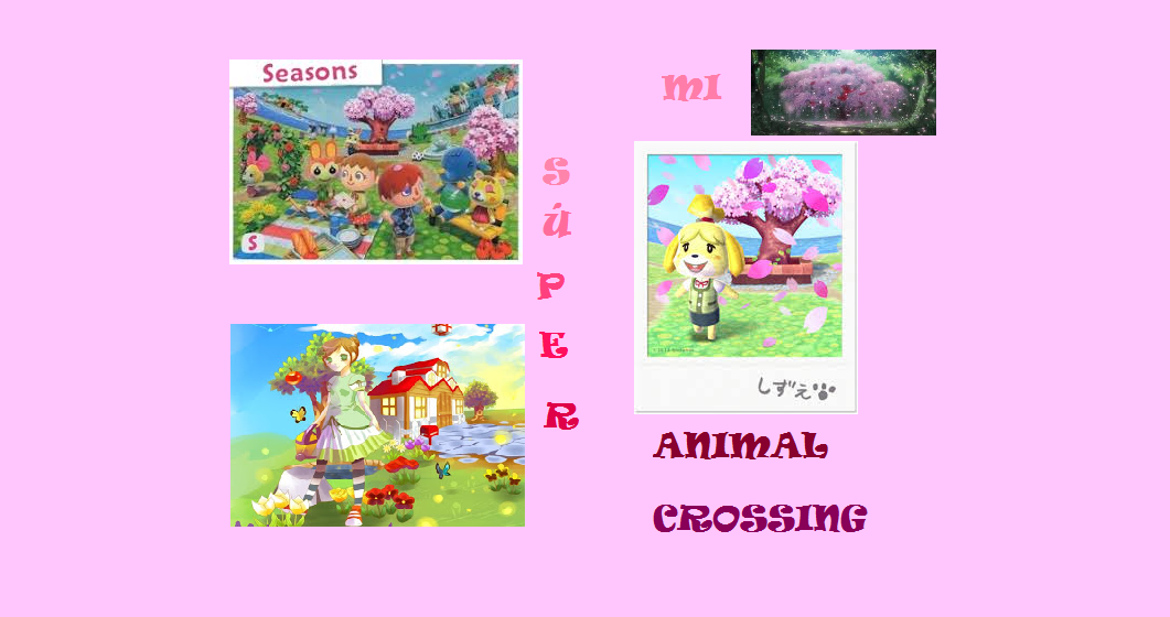 Mi súper Animal Crossing
