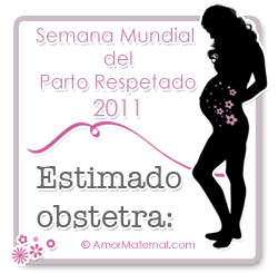 Estimado Obstetra - Amor Maternal