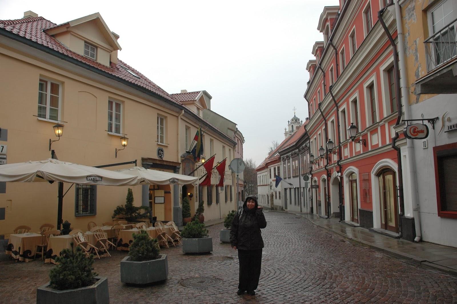 dzielnica żydowska w Wilnie