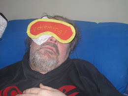 Sleeping Mask in Action