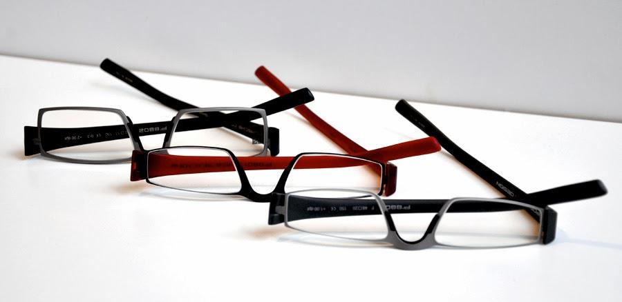 occhiali da vista, occhiali Porsche Design Rodenstock