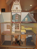 Do you have a dollhouse in need of TLC? Dollhouse Restoration & Repair Available NOW