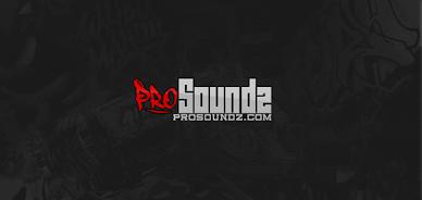 """Logo Banner for """"ProSoundz"""""""