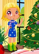 Предновогодняя уборка - Онлайн игра для девочек