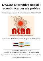L'ALBA a Cerdanyola el 9 d'abril