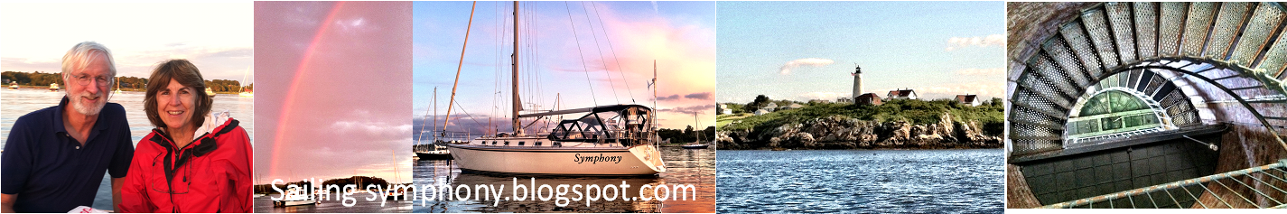 S/V Symphony