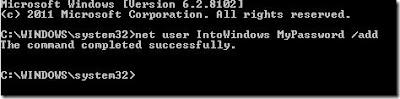 criar, conta, usuário, windows 8, prompt
