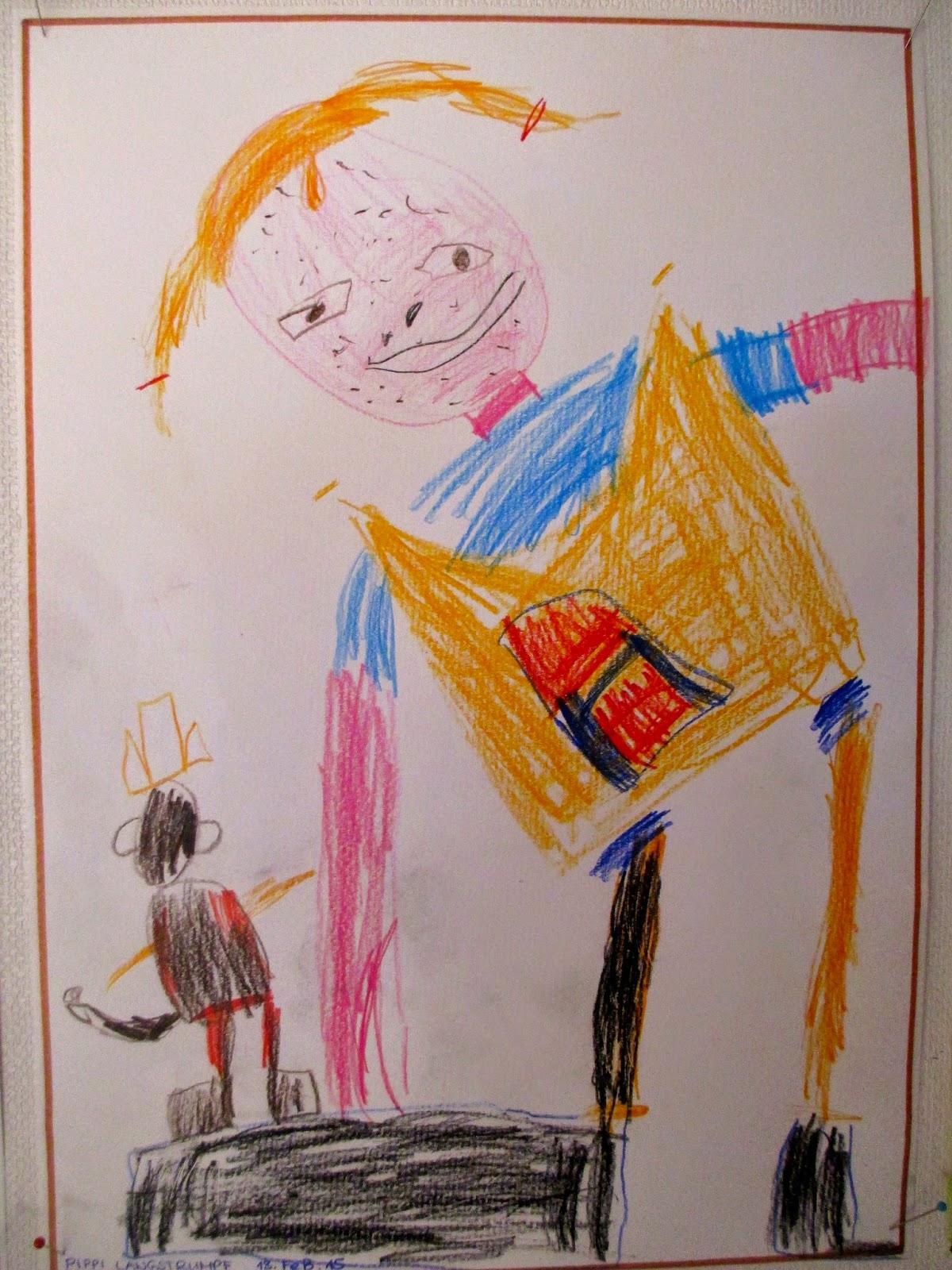 Zeichnungsunterricht Kindergarten