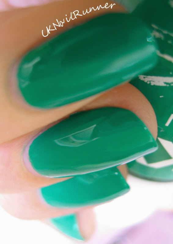 Binky London Enchanted Green