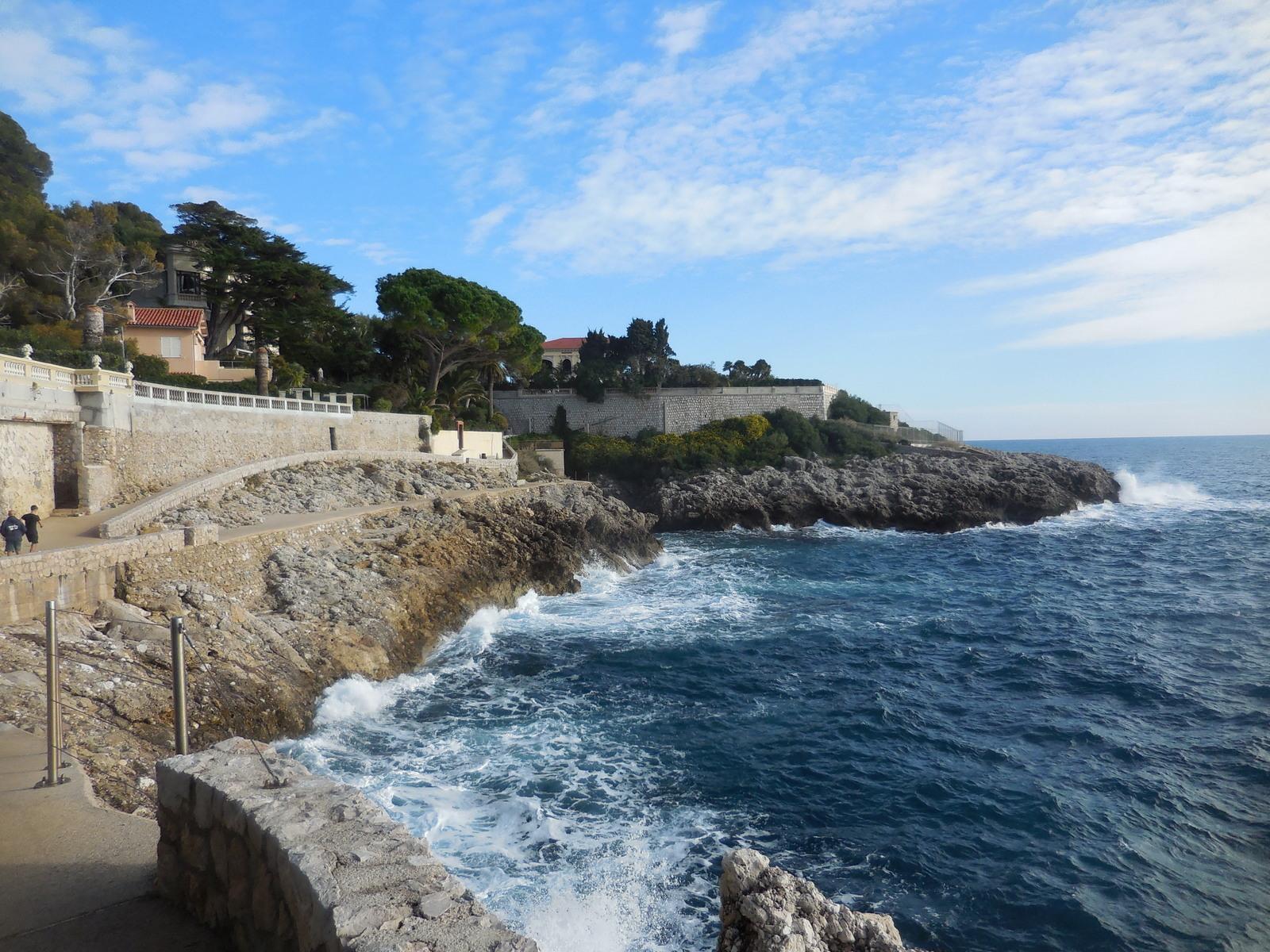 Viaggi e pensieri cap d 39 ail i sentieri del litorale for Cap villa del conte