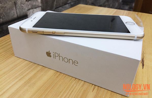 Những lý do nên chọn mua Iphone 6 lock Nhật