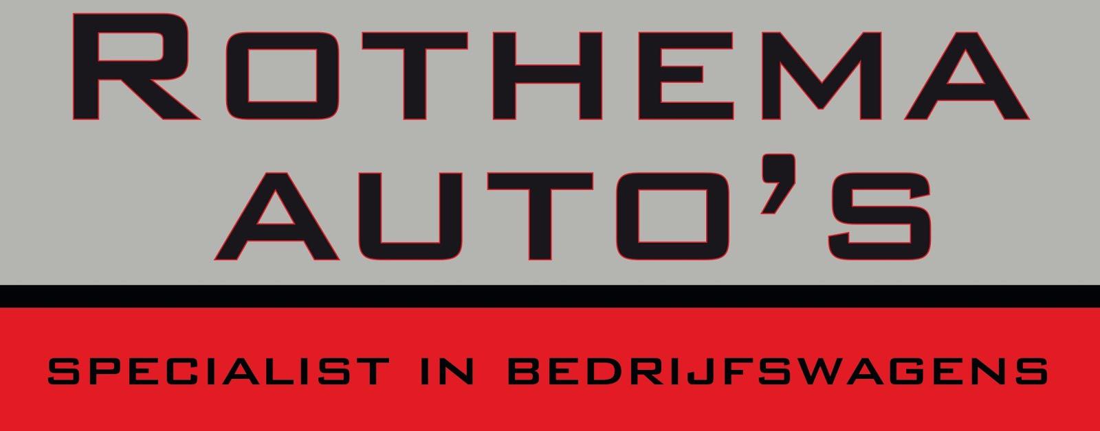 Sponsor Rothema Auto's