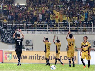 Mitra Kukar Juara Piala Jenderal Sudirman, Kalahkan Semen Padang 2-1
