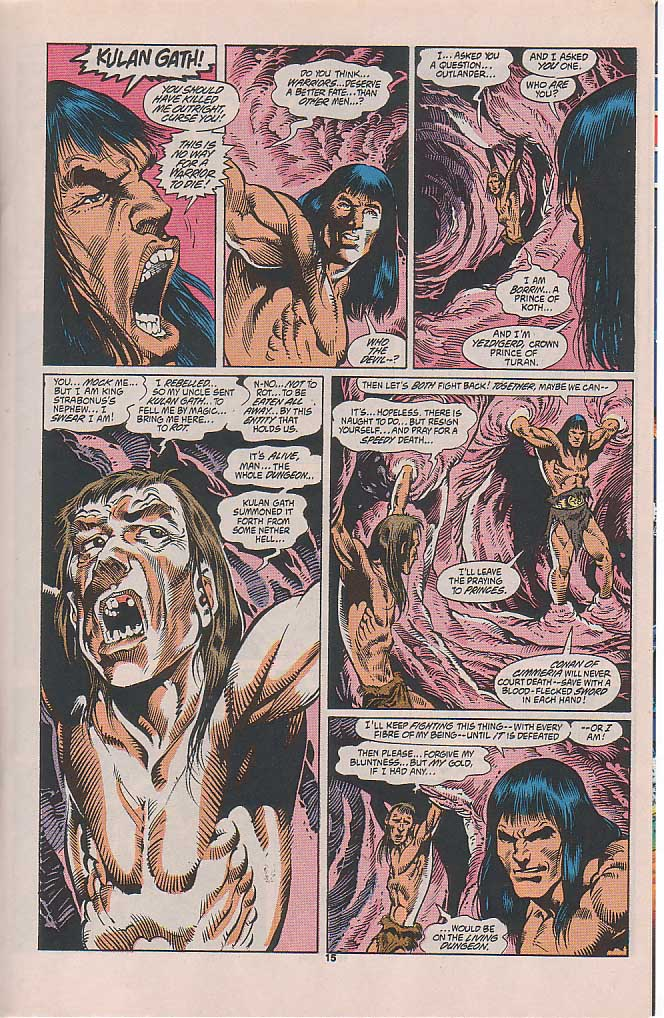 Conan the Barbarian (1970) Issue #253 #265 - English 12