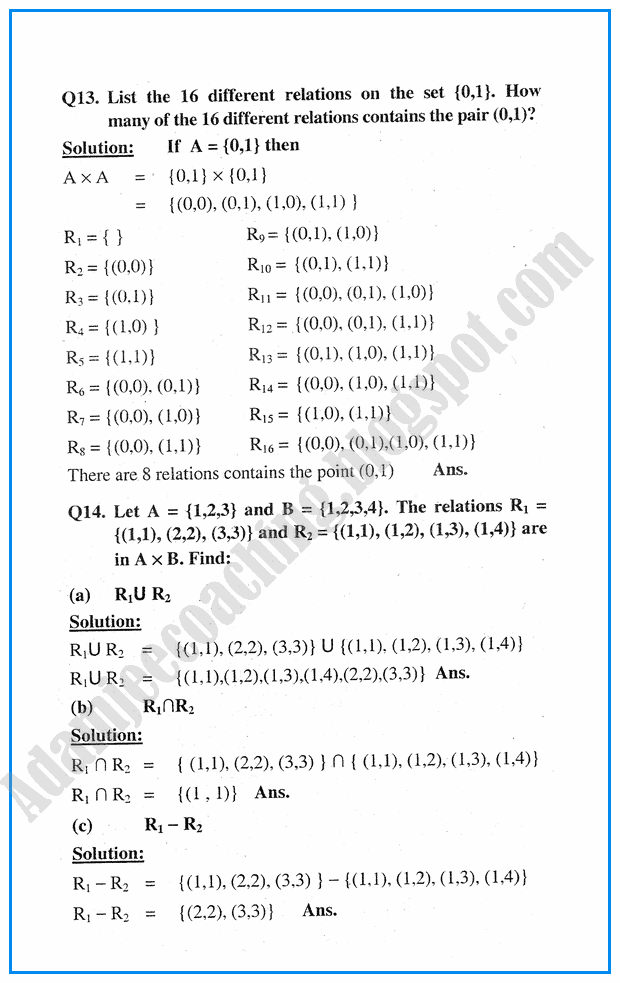 set of subjects college calculus ii mba thesis outline