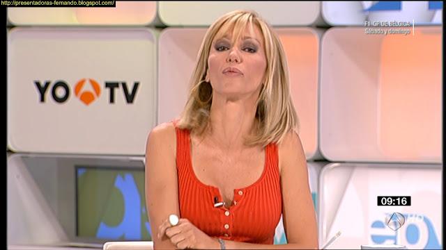 Susana Griso escote