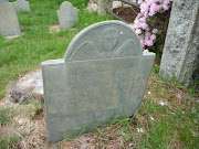 This tombstone was photographed at the Old Burial Ground, Brewster, .