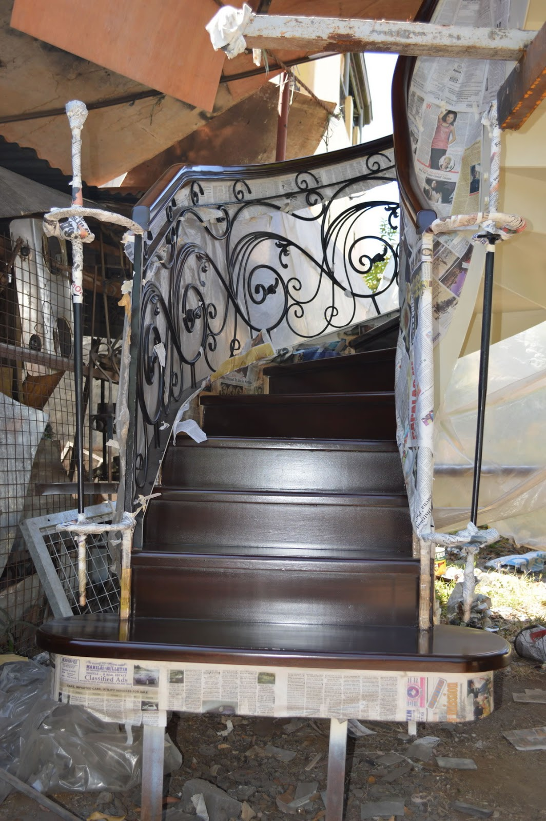 Glass Railings Philippines Decorative Stair Railing