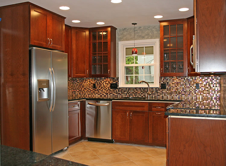 Small Kitchen Remodeling Designs