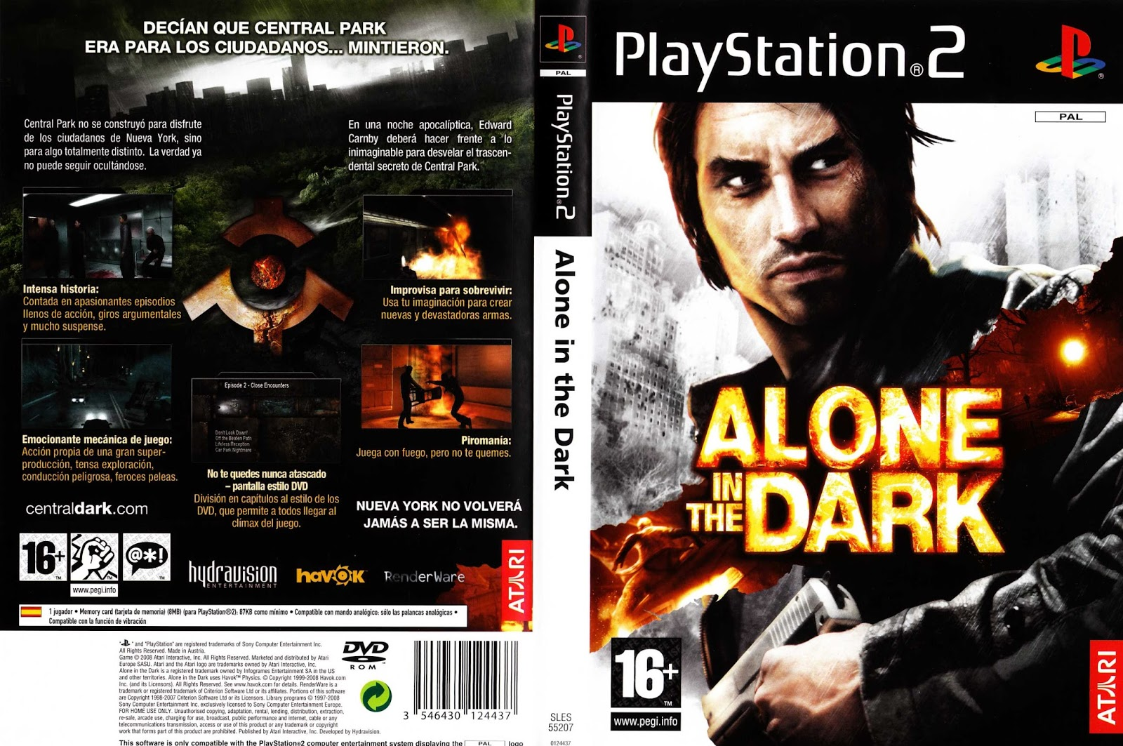 Download Game Alone In The Dark Ps2 Full Version Iso For