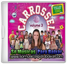 carrocel CD Carrossel Volume 3 Remixes (2013)