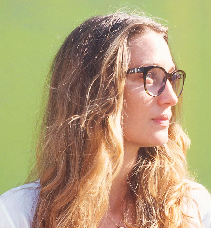 Get around, round, round: Mykita Lookbook 2012