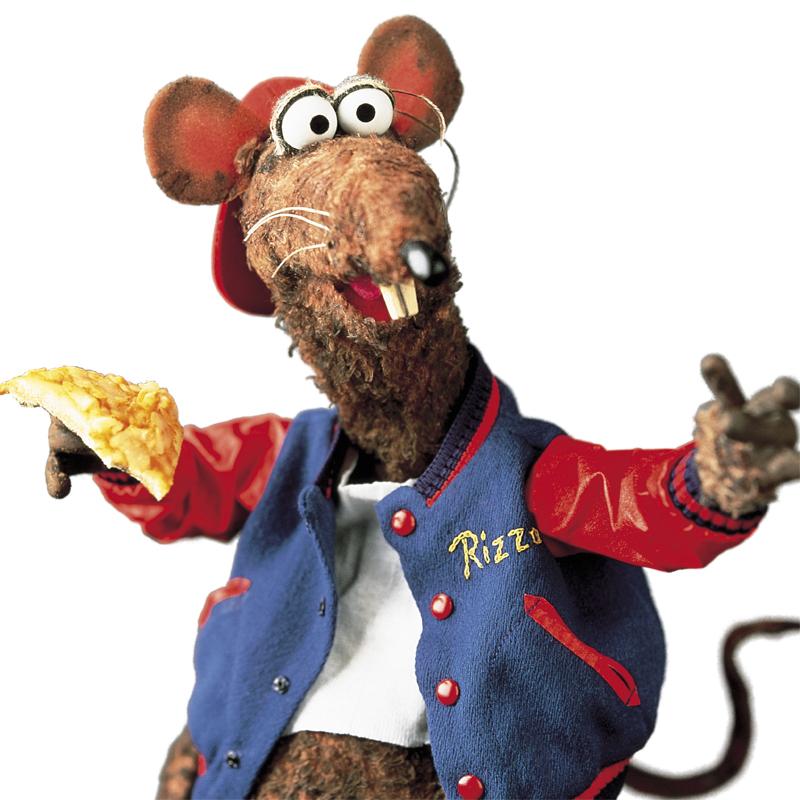 Muppet Treasure Island Rats