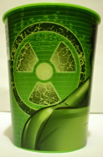First picture of Hallmark Hulk party cup
