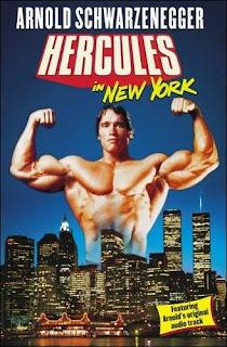 Hércules en Nueva York  (1970) | Cine clasico - Cartel de cine