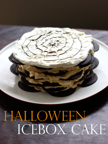 The SoHo: Pumpkin and Chocolate Icebox Cake