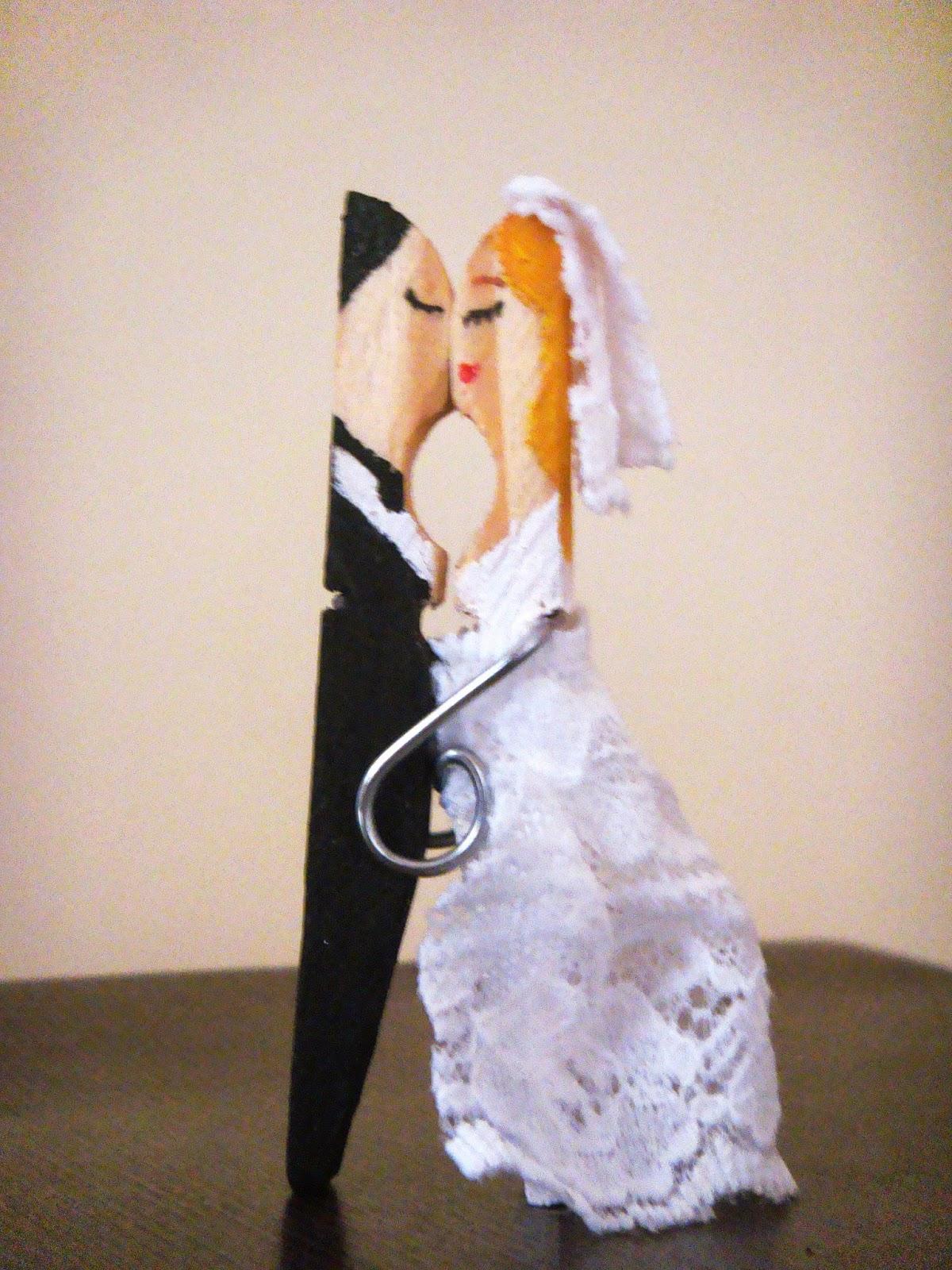 decoração lembrancinha casamento  noivinhos