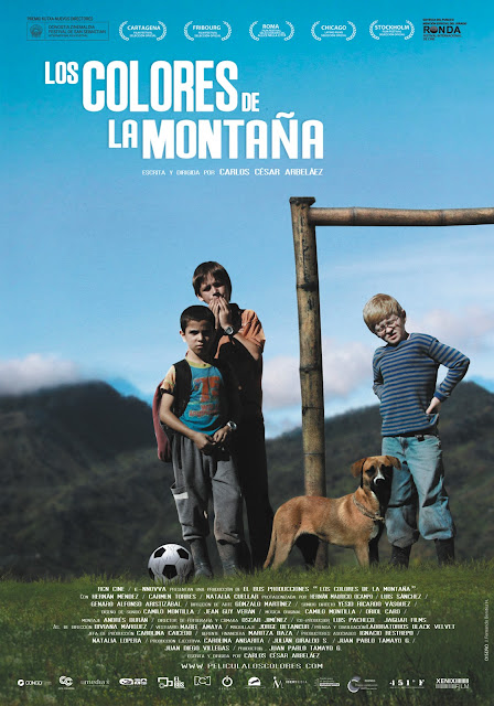 The Colors of the Mountain • Los colores de la montaña (2010)