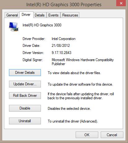 Cara Mengatasi Black Screen (Layar Hitam) Pada Windows 8 - TutorialCaraKomputer.com