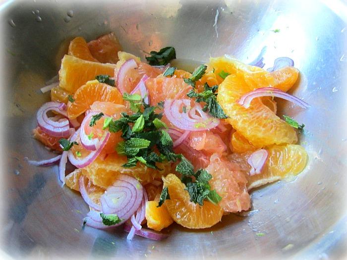 Stacey Snacks: Winter Citrus Salad