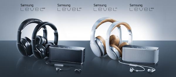Samsung LEVEL accessories