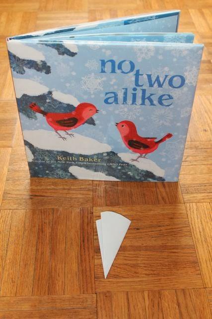 Keith Baker NO TWO ALIKE actiivity via www.happybirthdayauthor.com