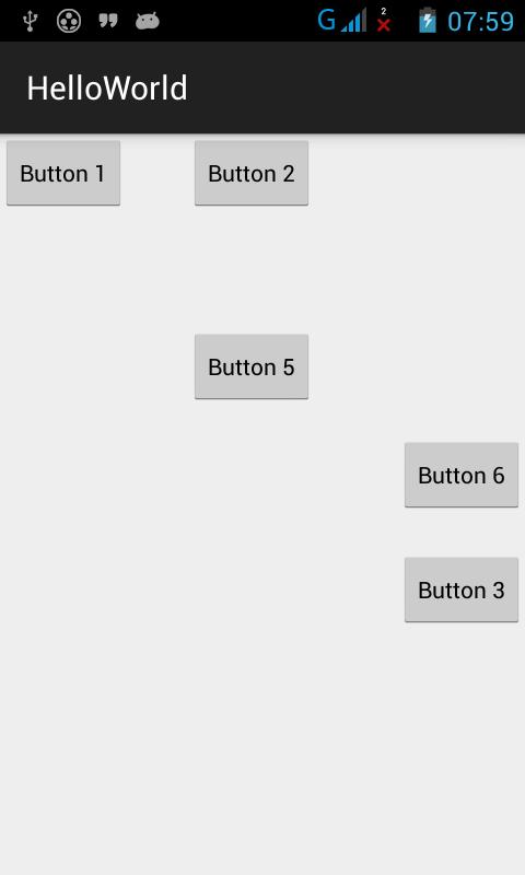 Cara Membuat Relative Layout pada layout.xml