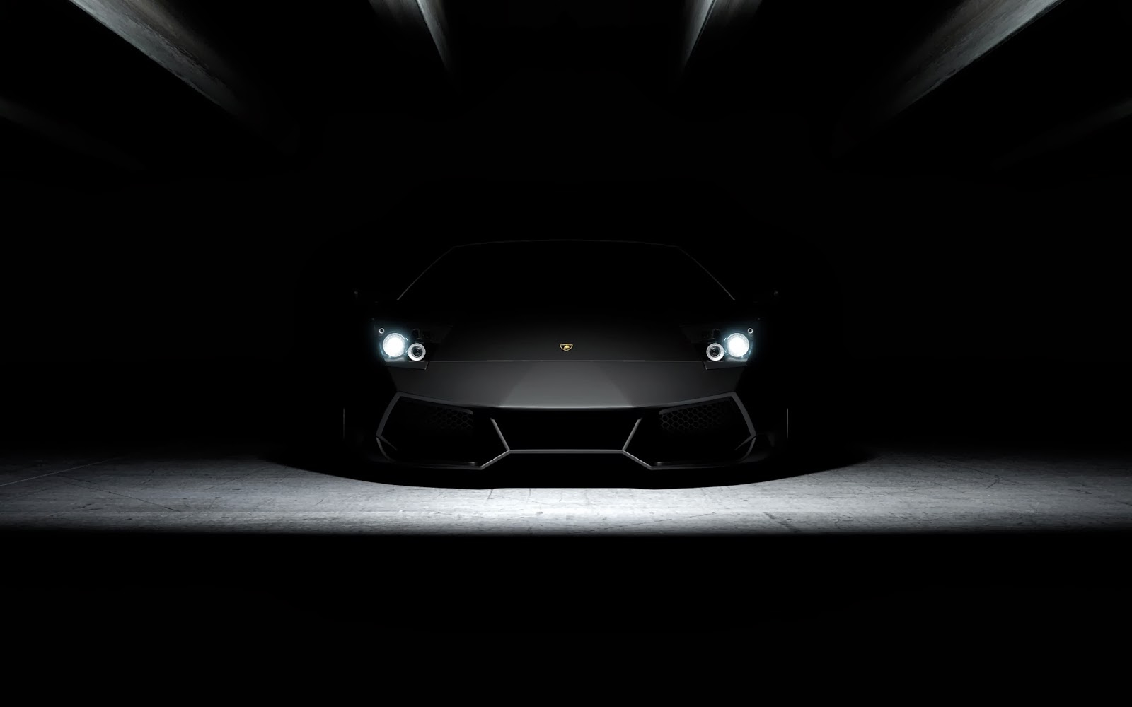 Lamborghini Diablo Negro Fondos De Pantalla Hd