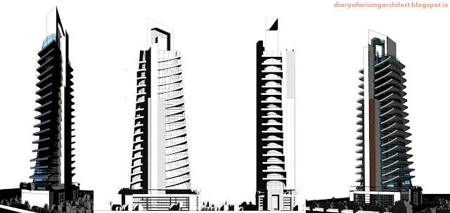 SRM University M.Arch project