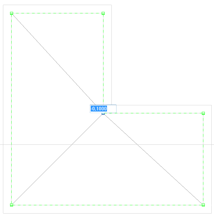 Nice Once Weu0027ve Set The Heights We Want To Create The Slope, We Can Check On A  Section View How Does It Look Like. If You Followed These Steps It Will  Look ...