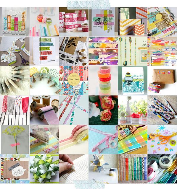 Decoracion Infantil Washi Tape ~ Las ideas m?s geniales para ti y para tu casa! el WASHI TAPE est?
