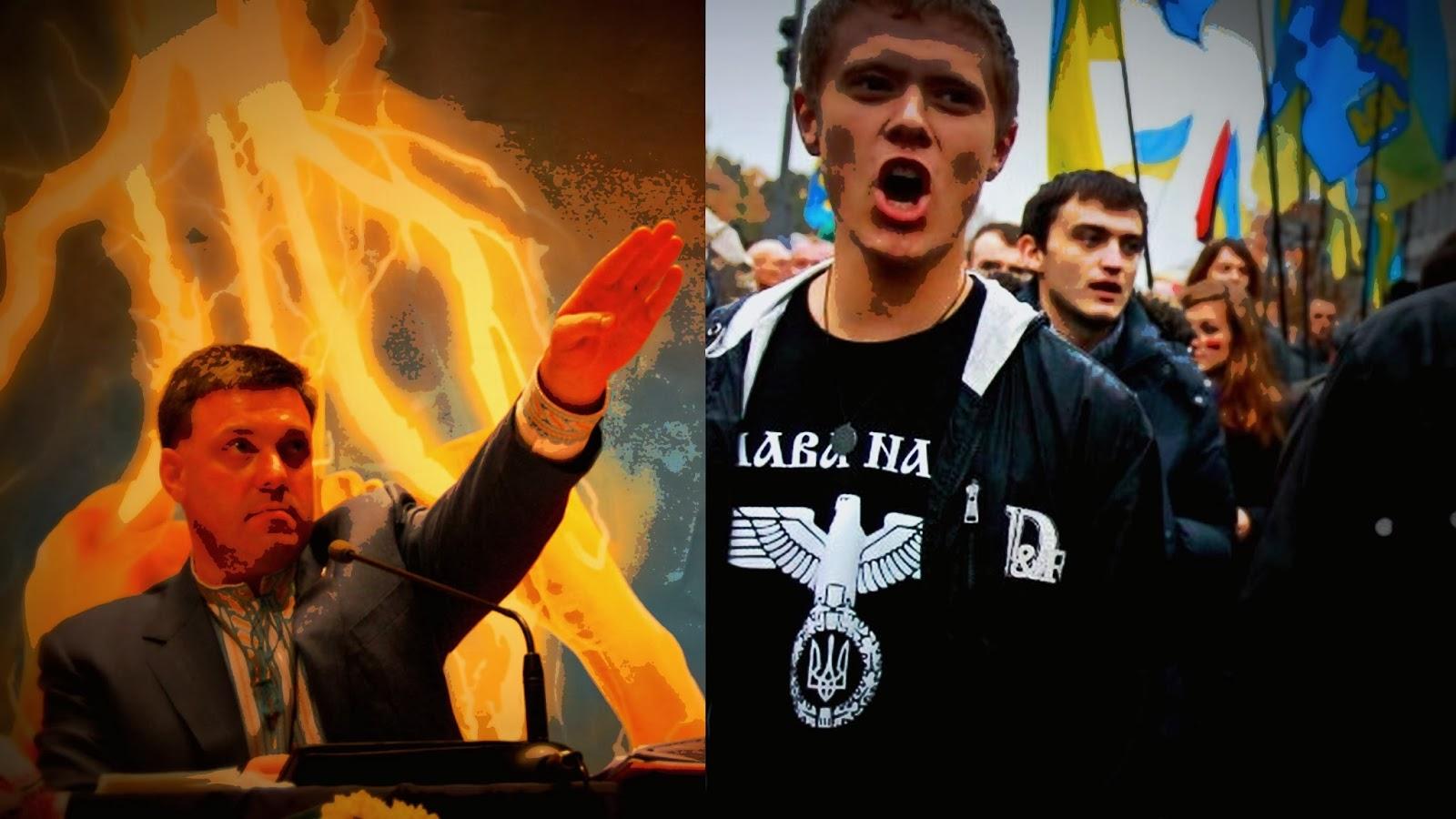 """Nejdůležitější světová organizace pro obhajobu Židů je """"vyděšená"""" ze vzkříšení nacismu na Ukrajině"""