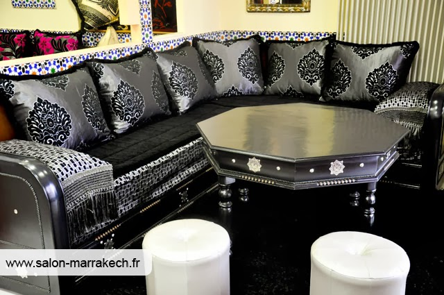 le journal d 39 artisanat marocain nouveau blog de salon marocain oriental. Black Bedroom Furniture Sets. Home Design Ideas
