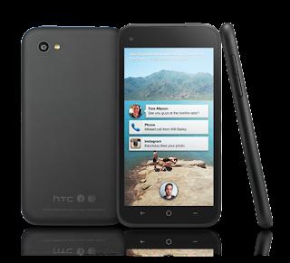 Harga dan Spesifikasi HTC First