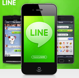 Video Call dengan Aplikasi LINE di Android